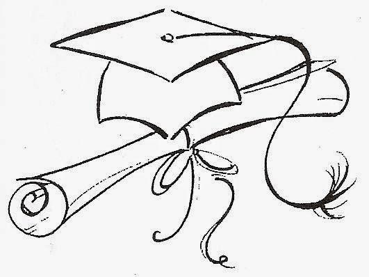 Ms de 25 ideas increbles sobre Birrete de graduacion dibujo en
