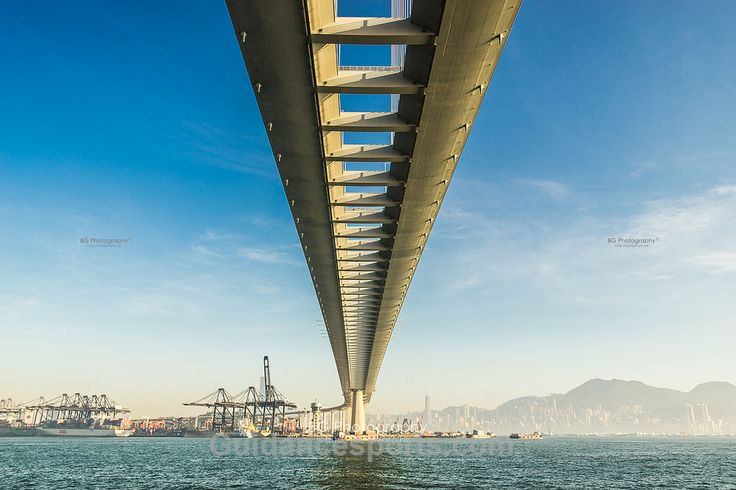 Stonecutters Bridge. #HK #HongKong #TsingYi #Stonecutters #Bridge