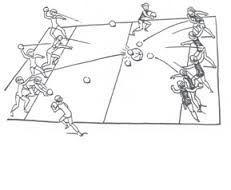 Drijfbal - Dit is een spel waarbij twee teams proberen de strandbal met tennisballen naar de overkant van het veld te 'drijven' om zo punten te verdienen. Voor dit spel heb je een veld nodig met daarin aan de brede kanten twee lijnen (15 meter ertussen), dit zijn de doellijnen. Leg in het midden van het veld een grote strandbal en achter beide doellijnen evenveel tennisballen.