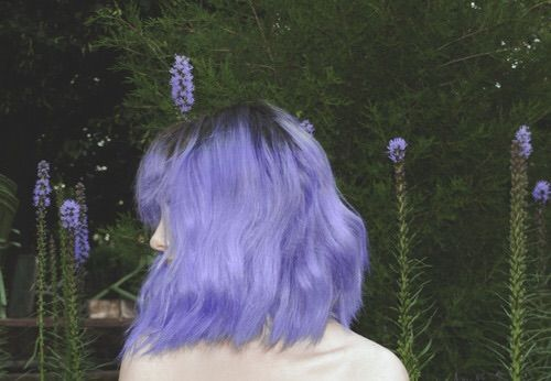 Image via We Heart It https://weheartit.com/entry/167742669 #girl #grunge #pale #purple
