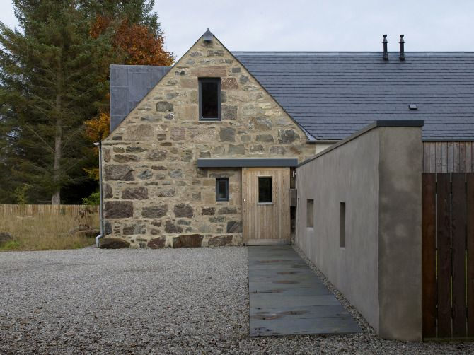 Bogbain Mill - Rural Design Architects - Isle of Skye and the Highlands and…