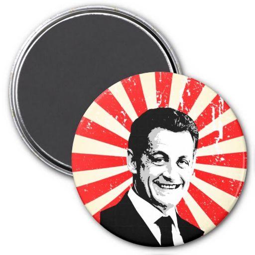 Nicolas Sarkozy Magnets