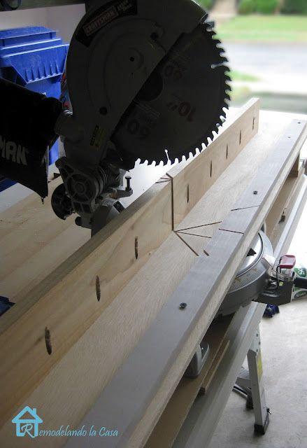 Cutting crown jig  (HoH118)