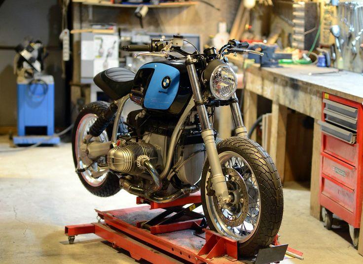 Bmw r - cafe racer - brad style - crd - Matogo