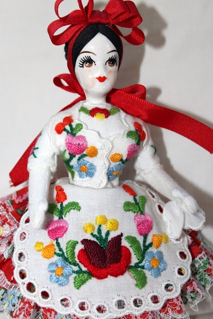 My Hungarian Doll Collection