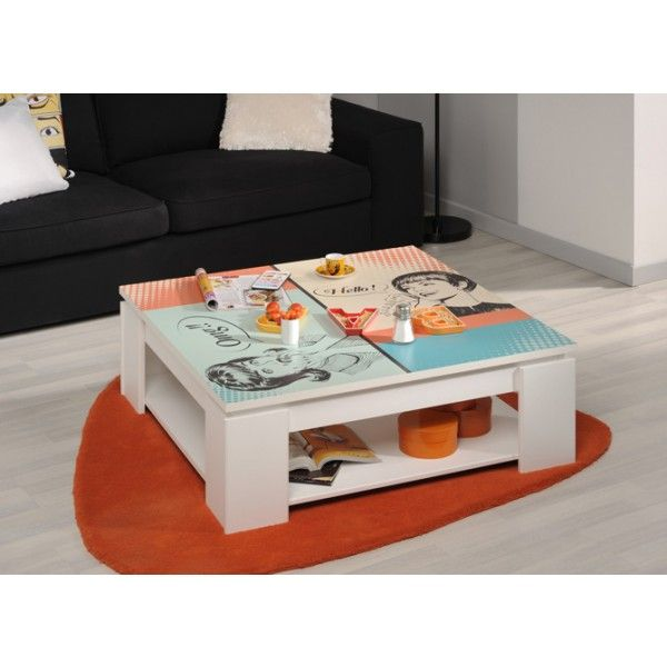 Parisot Quadri Coffee Table - OMG