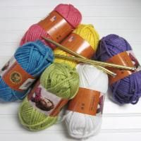 FREE Hints for Knitting with Bulky Yarns - via @Craftsy
