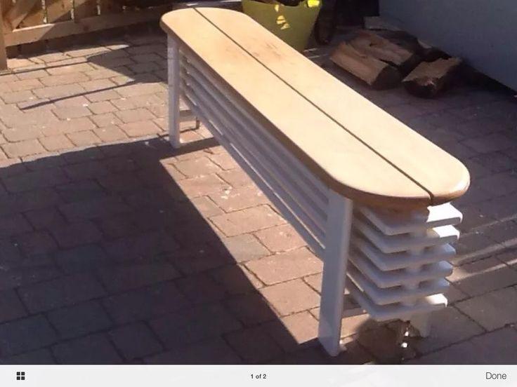 myson Radiator Bench in Home, Furniture & DIY, Heating, Cooling & Air, Radiators | eBay