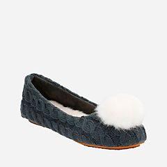 Allys Veranisa Grey - Women's Slippers - Clarks® Shoes Official Site