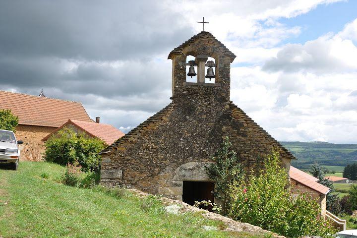 Collonges (Lournand) Chapelle Saint-Laurent - Cees van Halderen - Álbumes web de Picasa