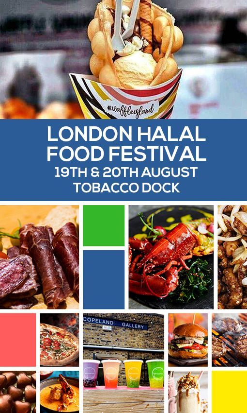With over 100 different international Halal food & drink stalls available at London Halal Food Festival this August, here's a little sample of what you can look forward to enjoying on the day.