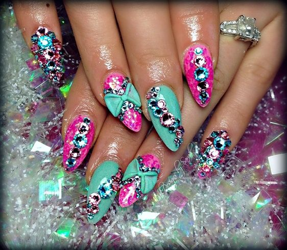 Crazy Nail Art Designs: 1000+ Images About Gigi Fav Nails On Pinterest
