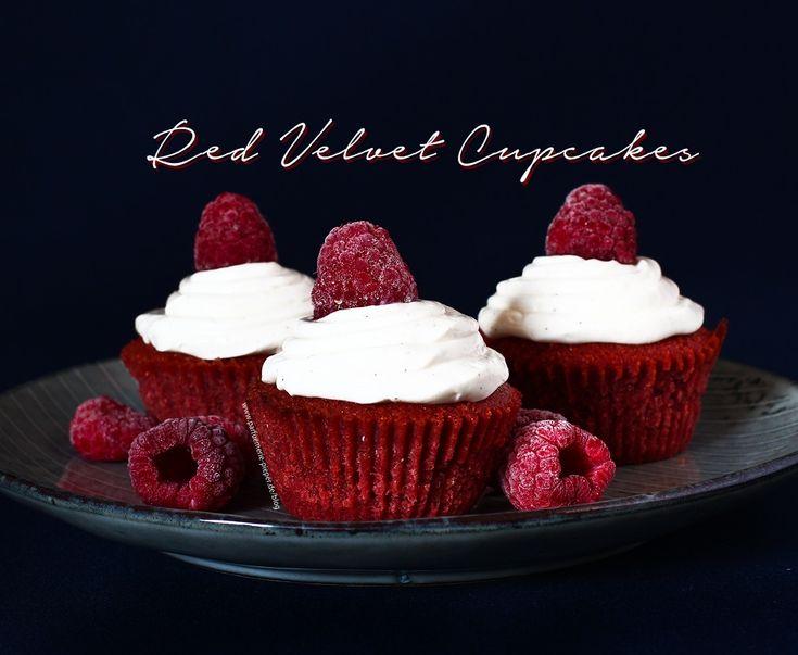 Parfümerie Pieper: Red Velvet Cupcakes Rezept zum Valentinstag