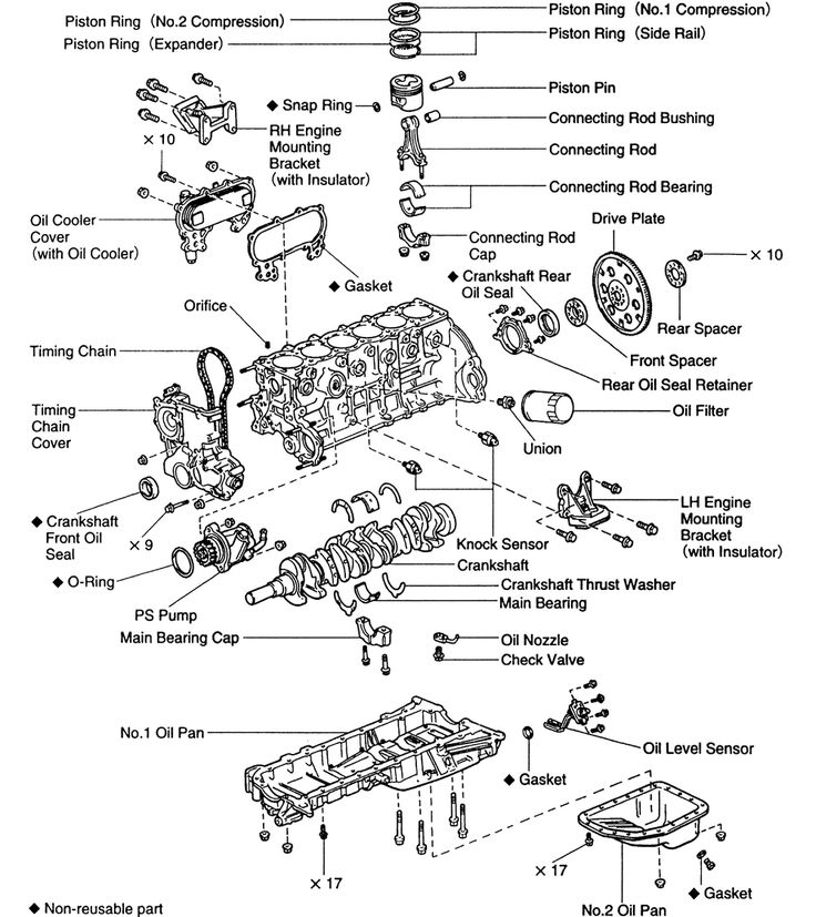 1988 toyota corolla engine diagram