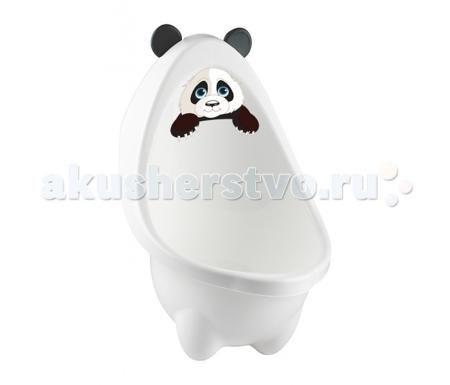 Бытпласт Писсуар детский  — 270р. ------------------------------  Детский писсуар обучает мальчиков ходить в туалет.   Он надежно крепится к стене ванной комнаты на саморезы, двусторонний скотч или клей.   В зависимости от роста ребенка писсуар можно устанавливать на нужную высоту, а для самых маленьких просто ставить на пол.  После использования писсуар легко снять с крепления, помыть и повесить обратно.   Размер 216х210х326 мм