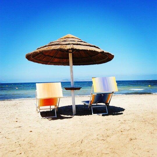Marausa beach sicilia