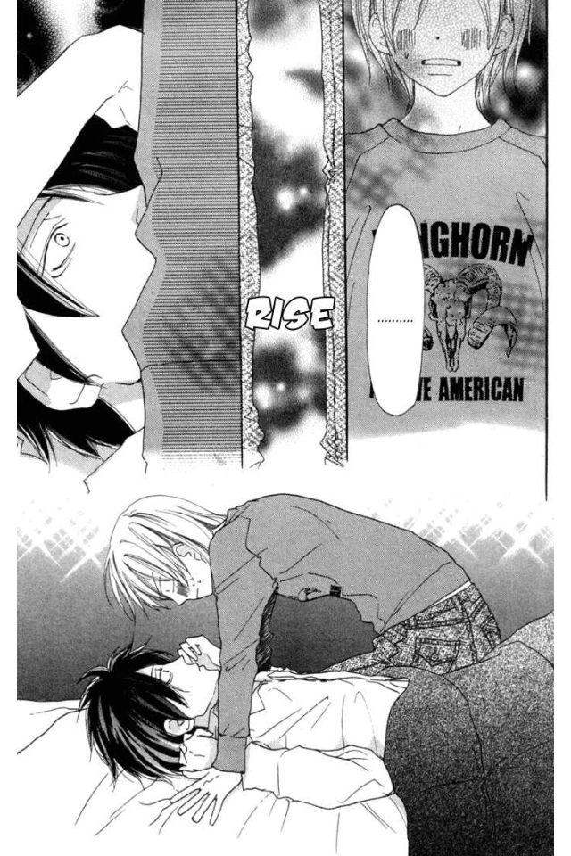 High School Debut , Haruna Attacks Yoh!