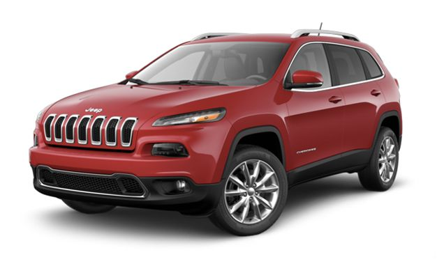 Jeep Cherokee - Car and Driver