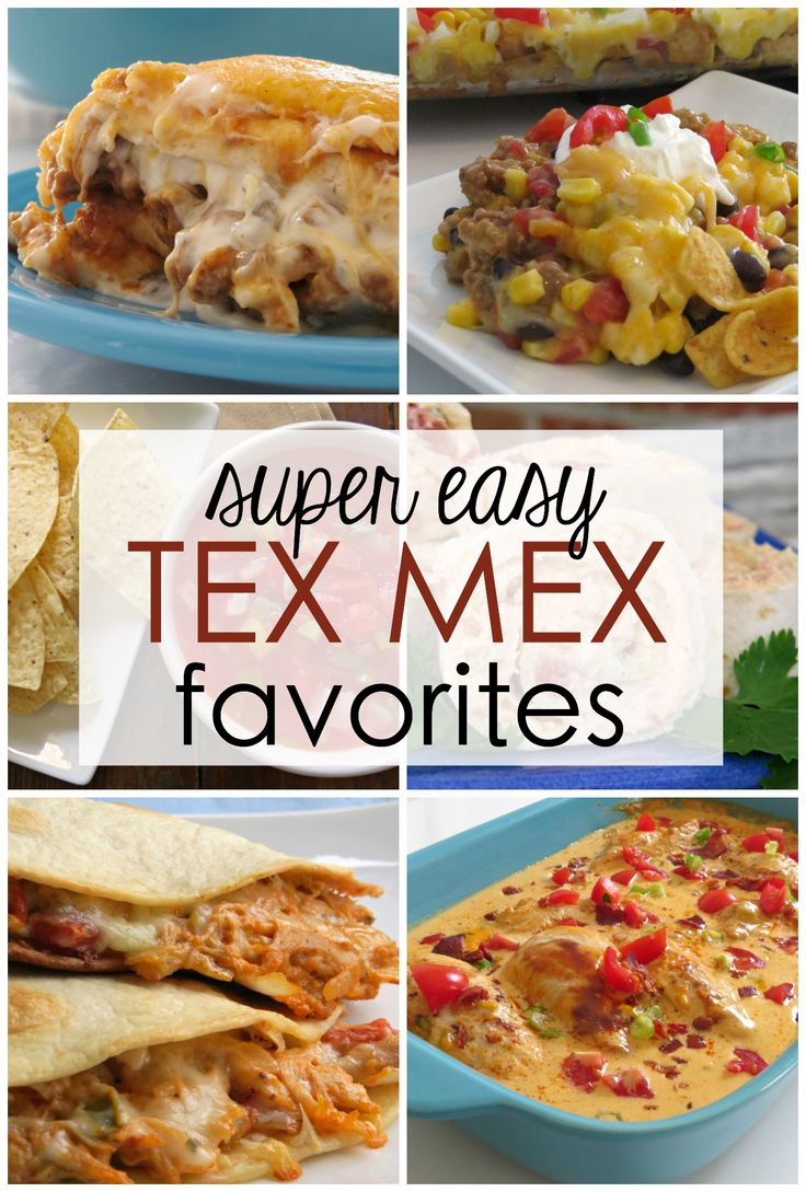 Best 25 easy mexican recipes ideas on pinterest mexican food quick easy mexican recipes now you can create your own fiesta even on busy weeknights forumfinder Image collections