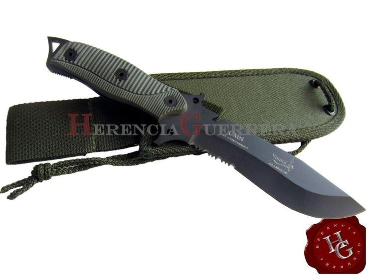 Cuchillo Yarara CMN Colegio Militar de la Nación — Herencia Guerrera