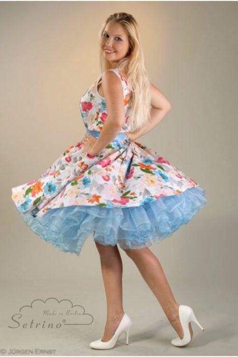 photos pinup petticoat girls