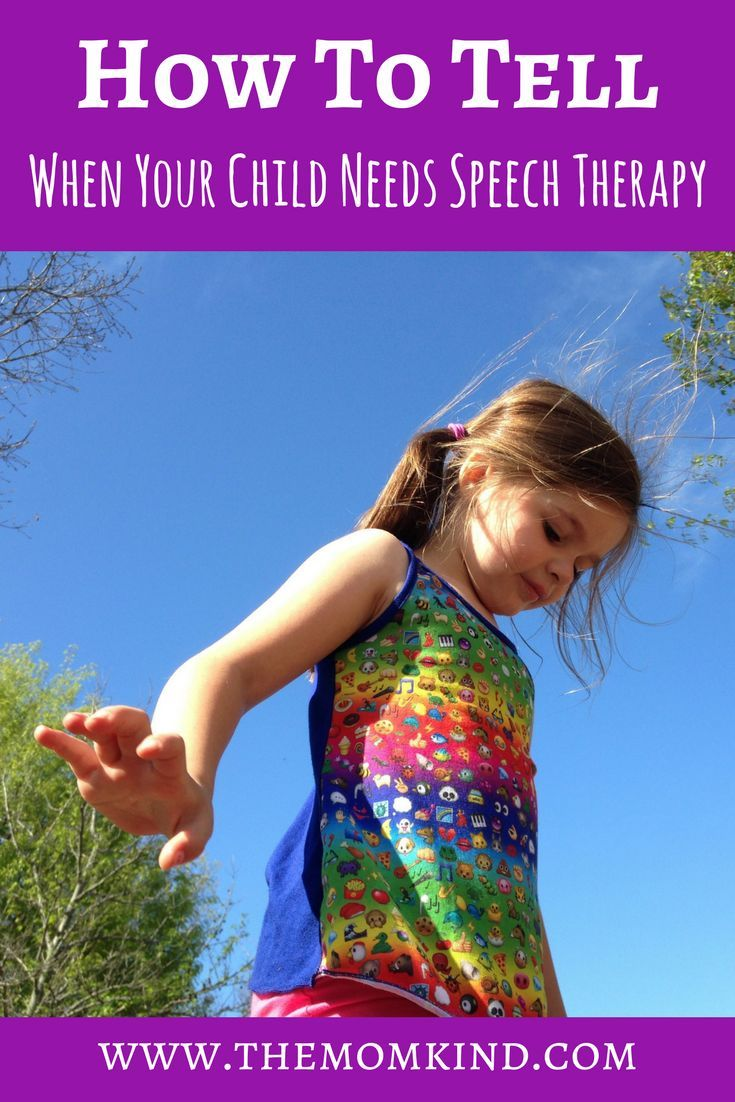 How to Tell When Your Child Needs Speech Therapy - A guide on what to look for and what happens next Keywords: Developmental Delay, Speech Therapy, Speech Delay, Autism, ASD