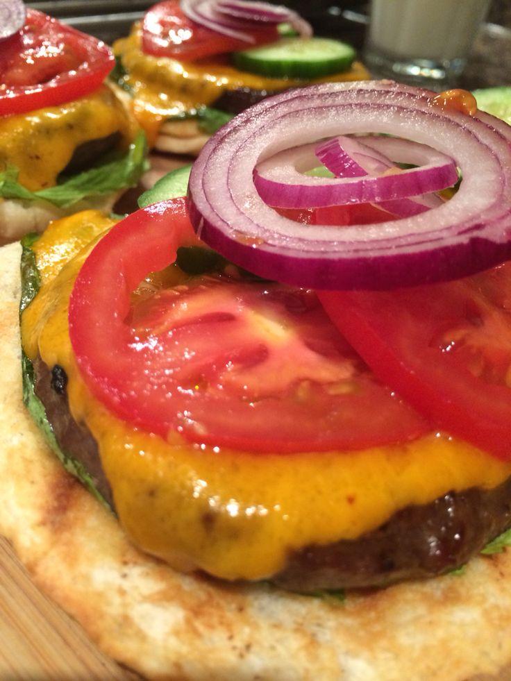 Homemade Burgers #heartmade #goodies