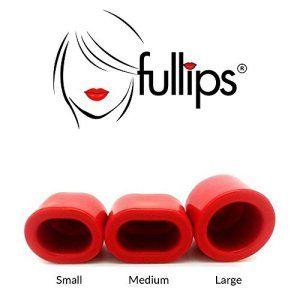 Fullips – Pompe à lèvre / succion, repulpeur, lèvres pulpeuses – Lot de 3 tailles small medium large