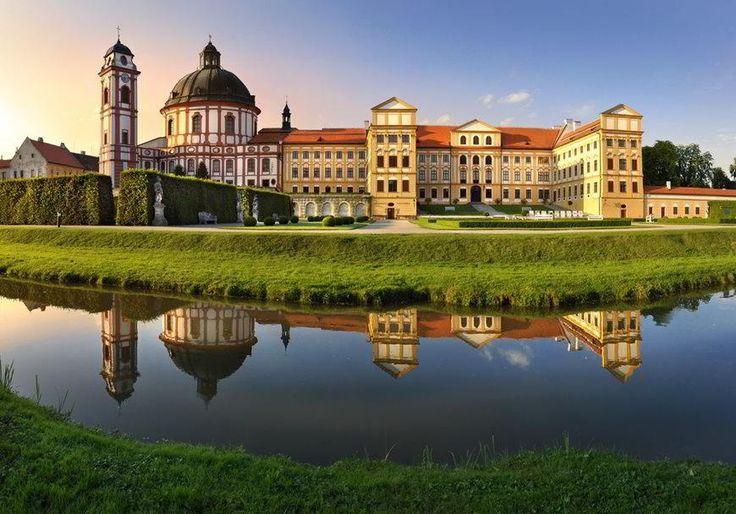Zámek Jaroměřice nad Rokytnou - barokní skvost Vysočiny