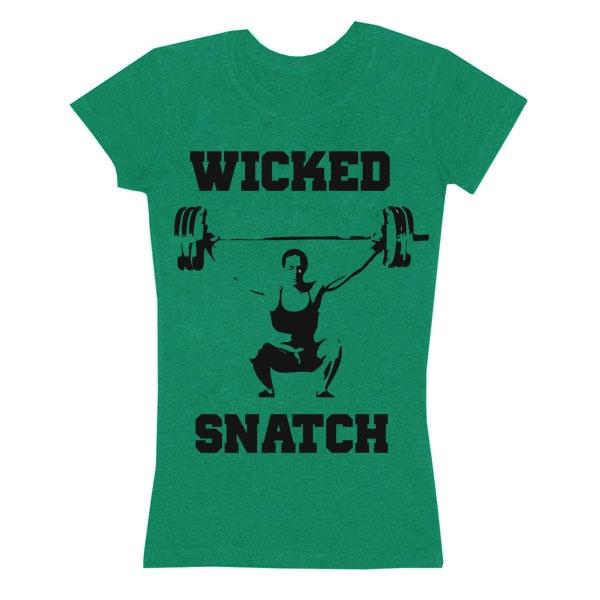 wicked snatch