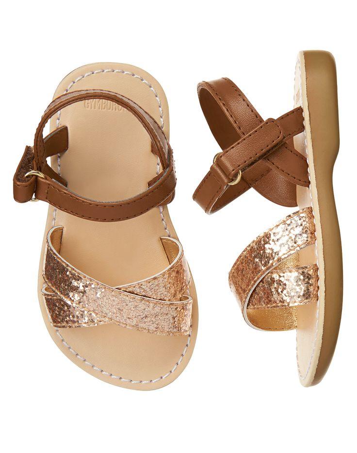 Sandals For Little Girls