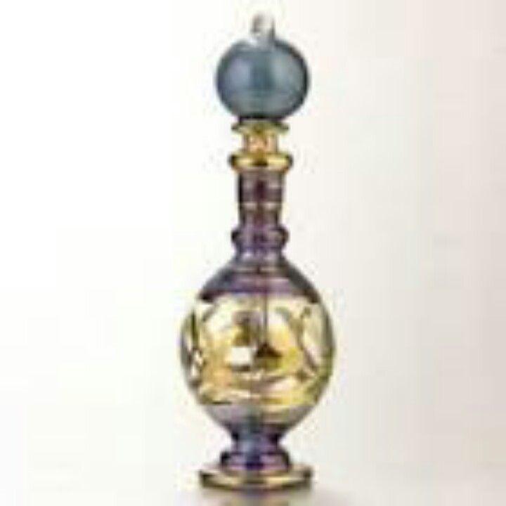 Vintage perfume bottle replacement parts