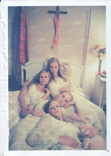 """What we have here is a dreamer. Someone completely out of touch with reality."" -The Virgin Suicides"