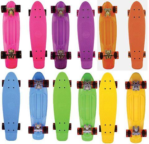 Penny Skateboards.