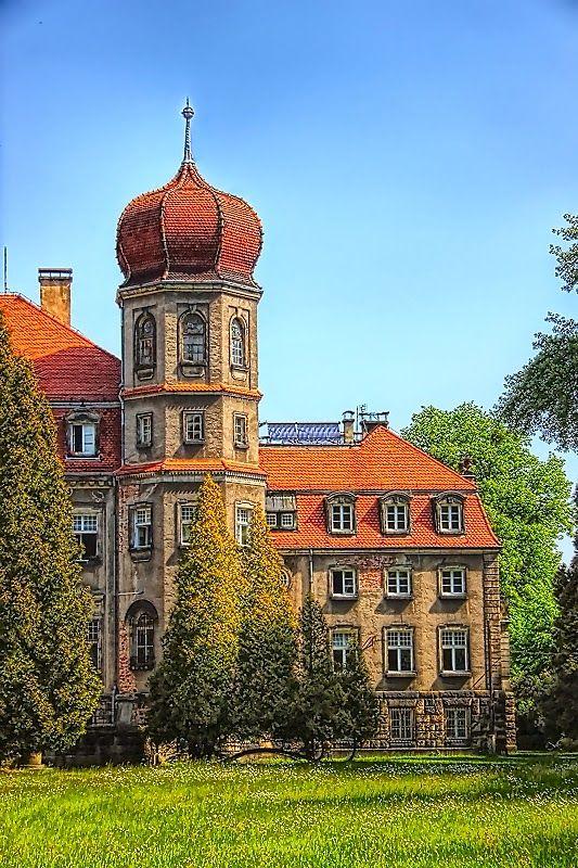 The Palace in Brynek - Poland Travel - Silesia Positive Energy - Poland Photos - Tourism in Poland
