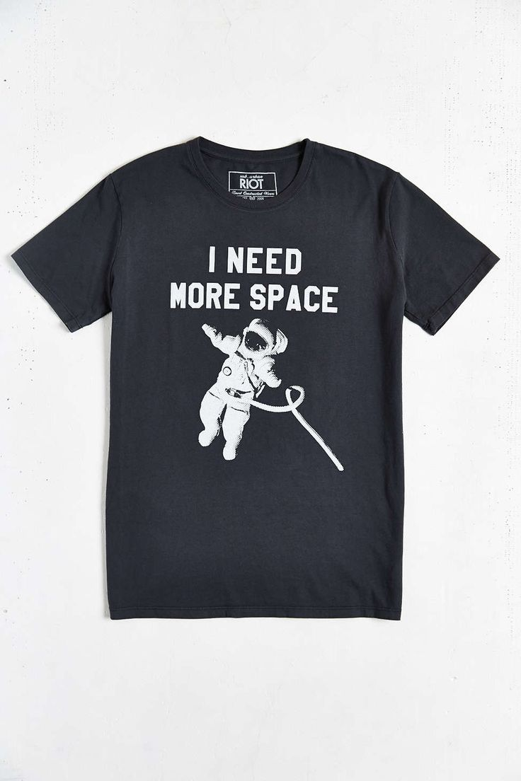 I Need More Space Tee - Urban Outfitters