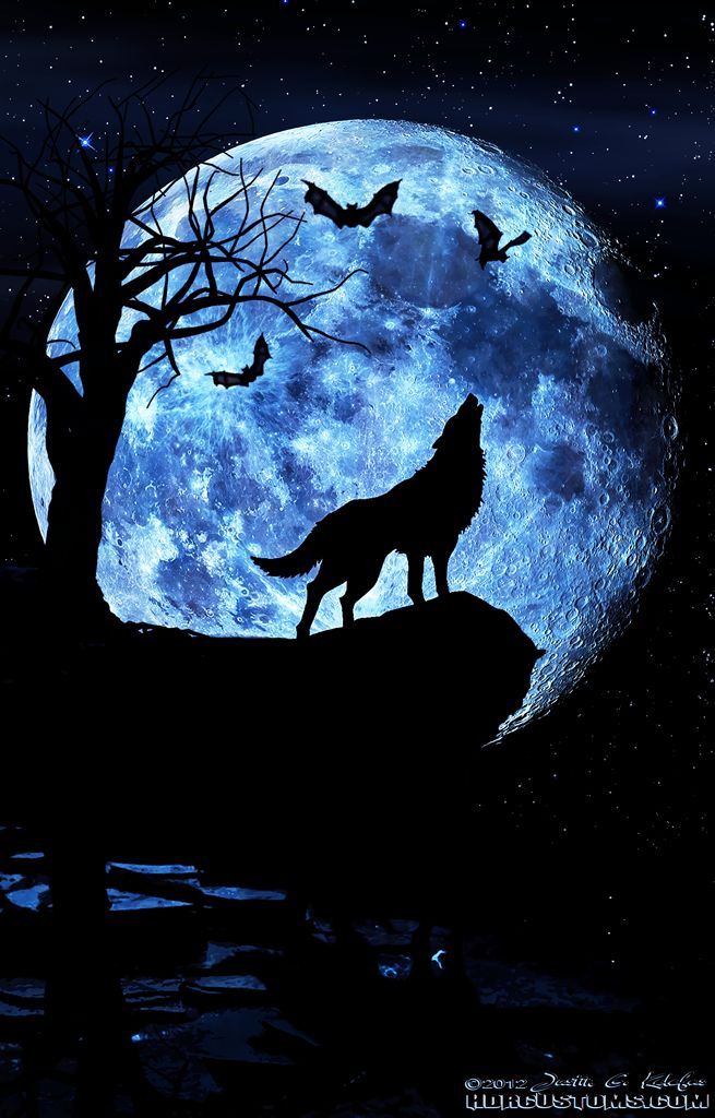 It's a wolf moon tomorrow night.. What rituals are my witchey friends doing?
