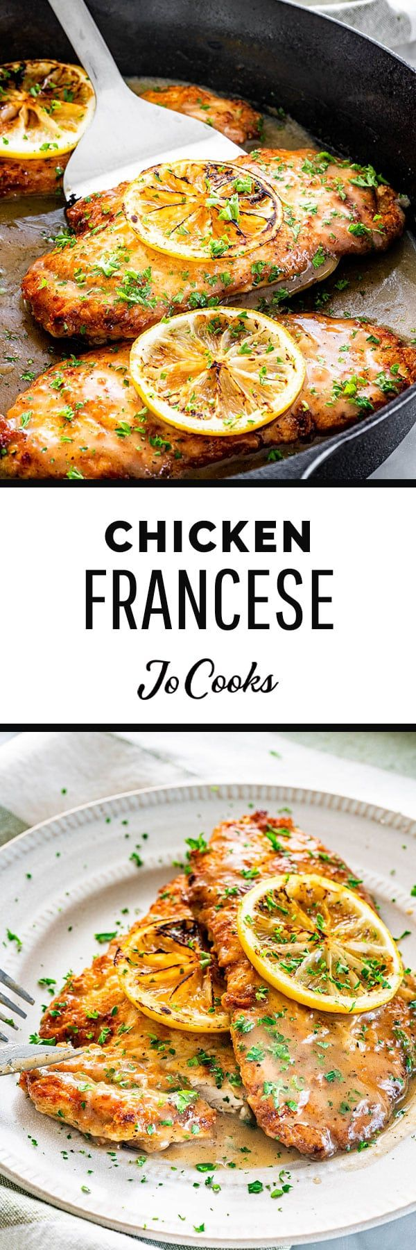 This Chicken Francese is a classic Italian-American chicken dish, that's incredibly easy to prepare …