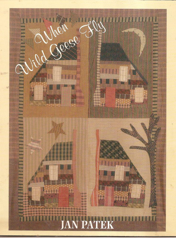 119 Best Jan Patek Quilts Images On Pinterest Applique