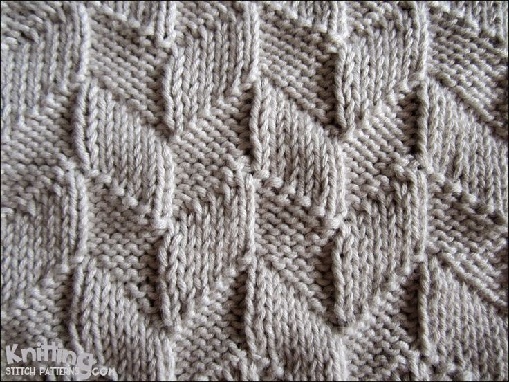 Knitting Instructions : ... Knit Pattern, Easy Knitting Pattern, Knitting Design, Loom Knit Stitch