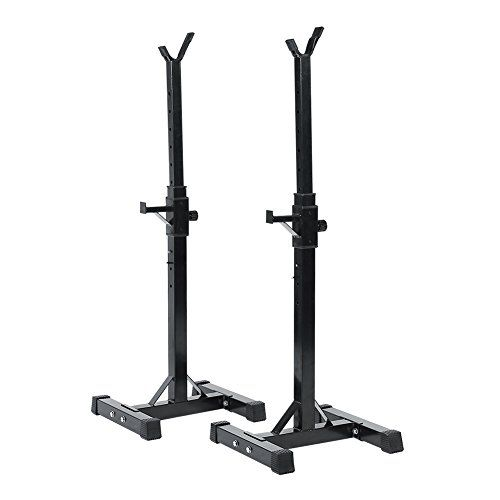 1 Pair Barbell Stand Dumbbell Racks Stand Adjustable Rack Standard Solid Steel Squat Stands Barbell Free Press Bench Barbell Free Bench Press Stands http://adjustabledumbbell.info/product/1-pair-barbell-stand-dumbbell-racks-stand-adjustable-rack-standard-solid-steel-squat-stands-barbell-free-press-bench-barbell-free-bench-press-stands/