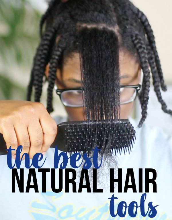 Best Natural Hair Tools for Healthier Natural Hair