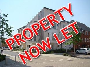 Two bedroom apartment, Kennet Island, Reading.  Let within 2 days of advertising.