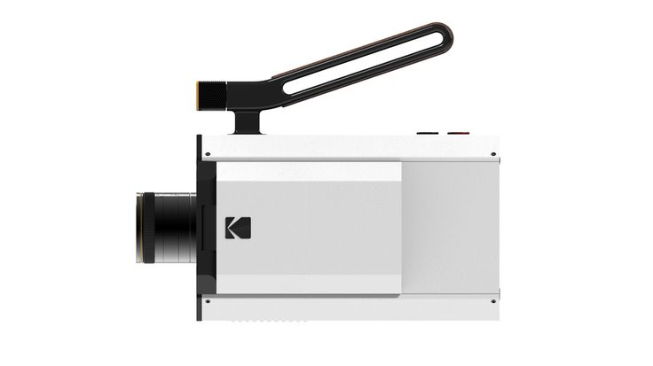 Kodak's New Super 8 Camera - http://DesireThis.com/3813 - On the heels of celebrating 50 years of manufacturing Super 8 film, Kodak is launching an initiative aimed at putting Super 8 cameras into the hands of a new generation of filmmakers as well as meeting the needs of top directors, indie filmmakers and others who appreciate the art and craft of filmmaking.