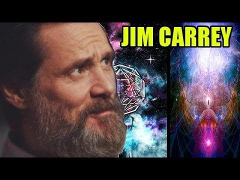 Wisdom Meditation - Jim Carrey Is The Universe And So Are You - Jim Carr...