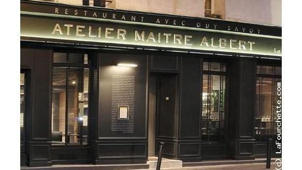 L'Atelier Maître Albert vous accueille dans un cadre convivial ou l'on retrouve un mélange de rôtisserie traditionnelle et de modernité.  Vous y...