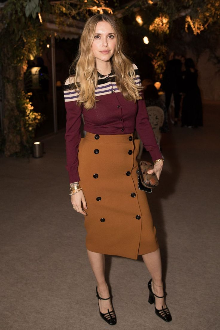 Bottega Veneta's 'The Hand of the Artisan Cocktail Dinner', London - November 9 2017 Pernille Teisbaek.