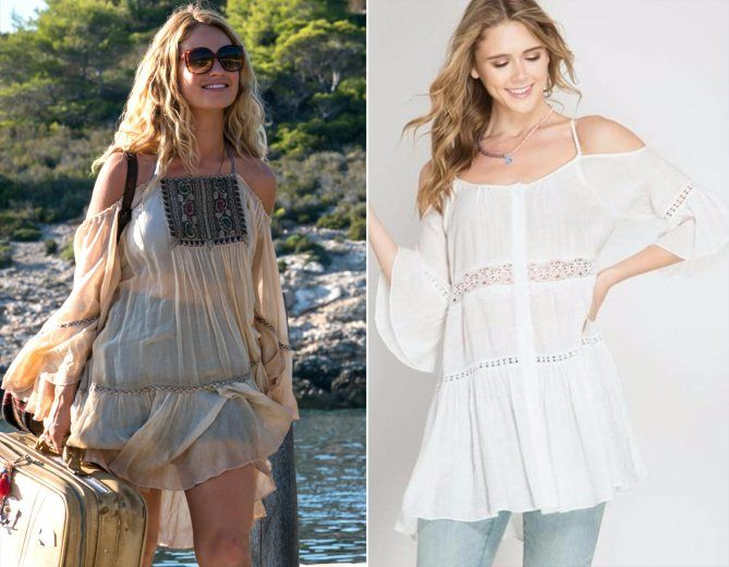 How to get all of Lily James' best looks from 'Mamma Mia