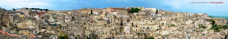 Basilicata La città di Matera