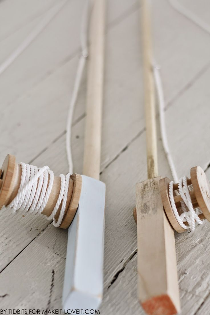 DIY Toy Fishing Pole (that reels in)…and Magnetic Fabric Fish | Make It and Love It